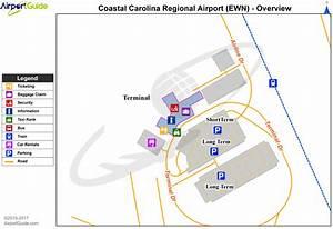 Coastal Carolina Regional Airport - Kewn - Ewn