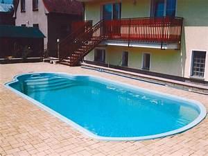Bazény cena