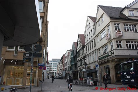 It is located on the neckar river in a fertile valley known locally as the stuttgart cauldron and lies an hour from the swabian jura and the black forest. Stuttgart Daily Photo: The Two Sights Of Calwer Straße