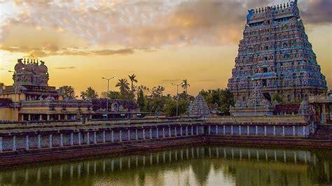 powerful shiva temples  tamilnadu nataraja temple