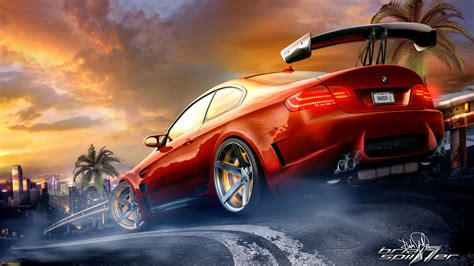 Street Racing Cars Wallpapers ·①