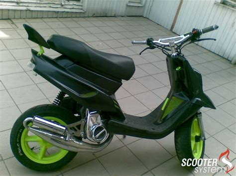 forum scooter system