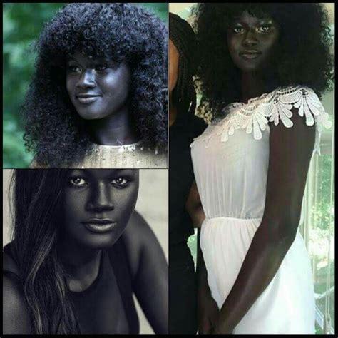 khoudia diop senegalese model beautiful women