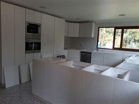 muebles de cocina melamina granito  cuarzo afc
