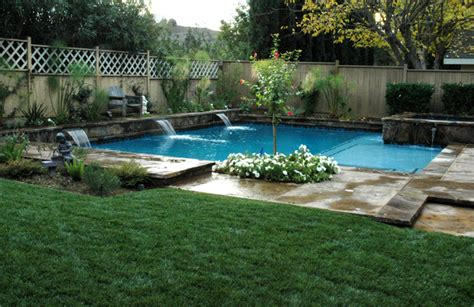 plants around pools the green scene award winning landscape design and construction best plants to use around