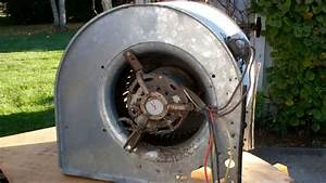 American Standard Blower Motor Removal  Part 1 Of 4