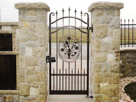 cancello pedonale allufit
