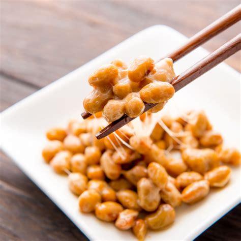 recette natto haricots de soja fermentes japonais