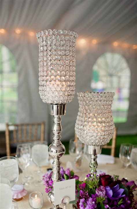 Candles As Wedding Decor United With Love