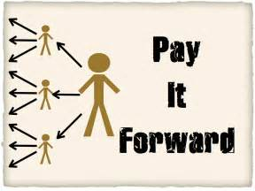 pay it forward day reesspecht