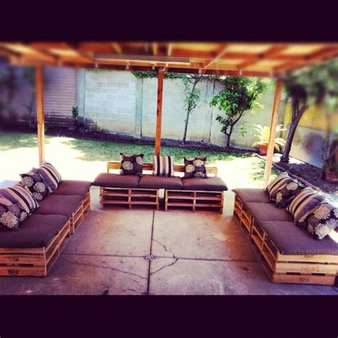 diy pallet patio furniture pallot furniture