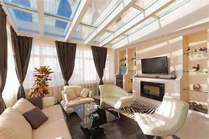 75 formal casual living room designs furniture With interior decoration living room roof