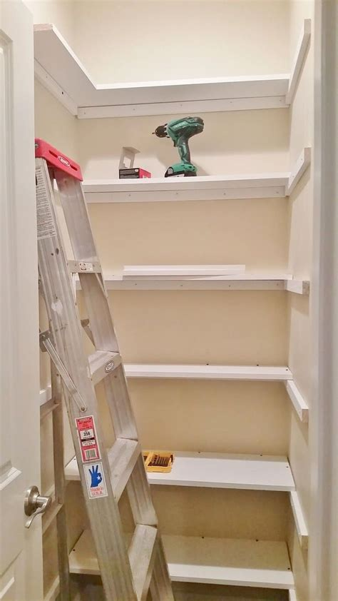 Small Pantry Closet Ideas 25 Best Ideas About Small Pantry Closet On