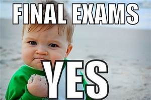 Final Exam | Elmira High School