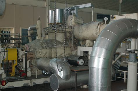 mw dresser rand steam turbine generator
