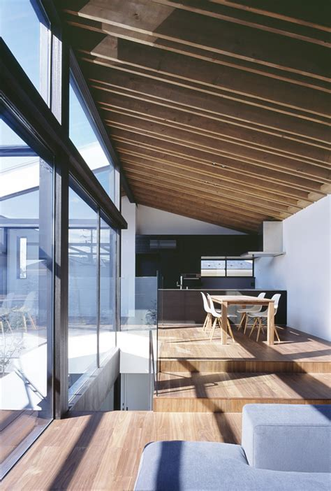 House Patio by Patio House Apollo Architects Associates Archdaily