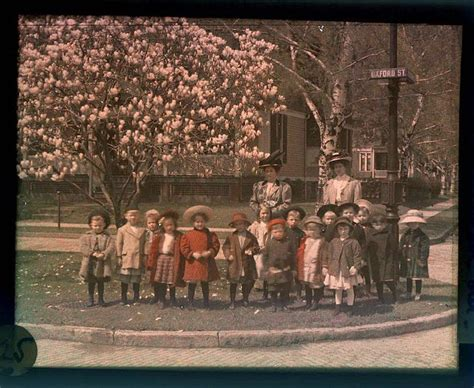 early color photography in early color photography vintage everyday
