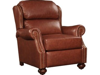 Thomasville Leather Recliners by Stickley Living Room 8080 Durango Recliner Leather