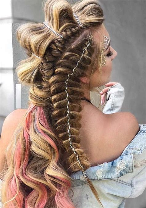 58 Fresh Fish Braided Hairstyles for Girls in 2019