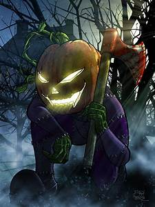 Pumpkin Guy 2012 by Kenpudiosaki on DeviantArt