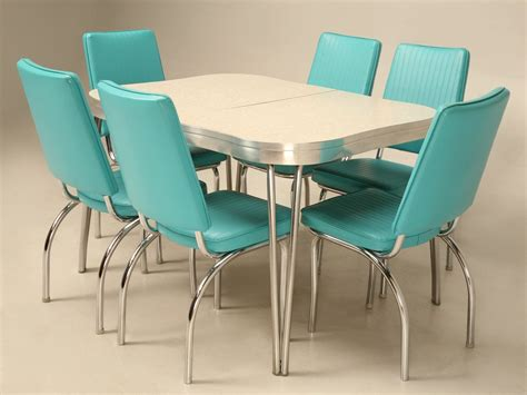 31000 retro chrome dining set current take a leap back in time with this chrome brushed