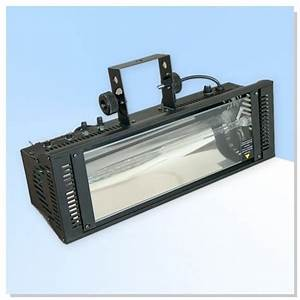 1500w Strobe Light White Color 0 100  Dimmer Flash Speed
