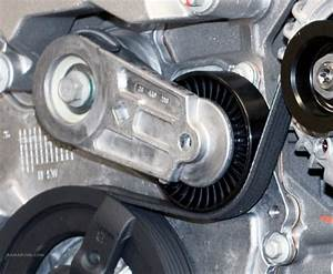 2003 Cadillac Deville Water Pump Belt Tensioner