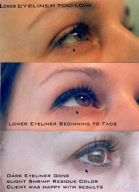 eyeliner tattoos