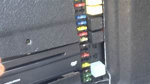Mercedes Benz W211 E500 Fuse Box Locations And Chart Diagram