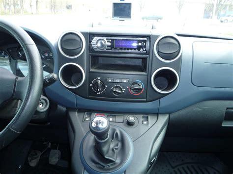 2009 Peugeot Partner Tepee Images 1600cc Gasoline Ff