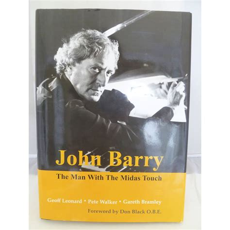 John Barry - The Man with the Midas Touch | Oxfam GB ...