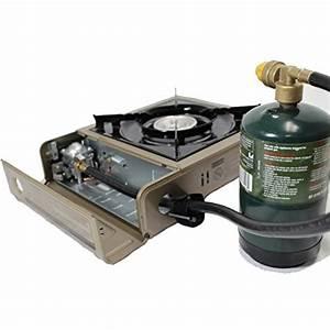 GAS ONE Propane or Butane Stove GS-3400P Dual Fuel ...