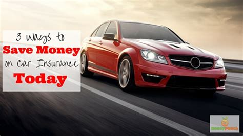 3 Ways To Lower Your Car Insurance Today