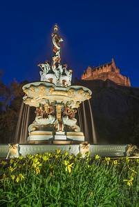 The, Ross, Fountain