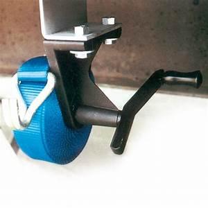 Fabriquer Un Store Enrouleur : enrouleur de sangle eds avec platine de fixation ~ Premium-room.com Idées de Décoration