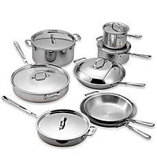 cookware sets bed bath