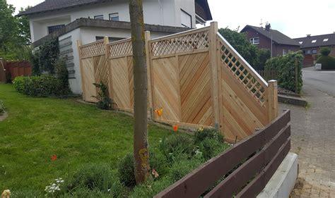 gartenzaun mit gefälle zaun aus palettenholz zaun aus europalettn europaletten