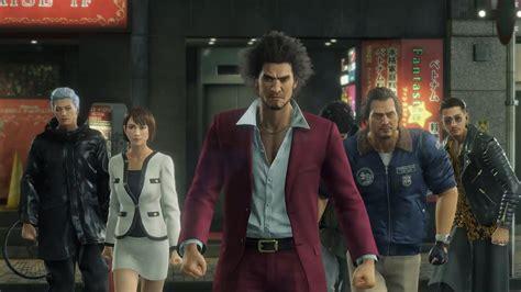 yakuza   dragon includes kazuma kiryu  goro