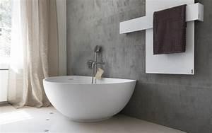 Freistehende Badewanne An Der Wand : awesome freistehende badewanne an wand contemporary ~ Bigdaddyawards.com Haus und Dekorationen