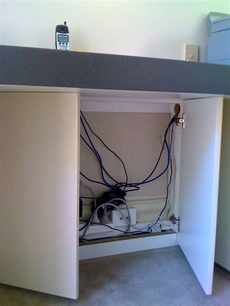 hiding cables ideas  pinterest hide cables