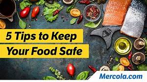5 Tips to Keep Your Food Safe