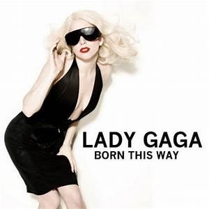 Lady GaGa Born This Way - Song with Lyrics - XciteFun.net