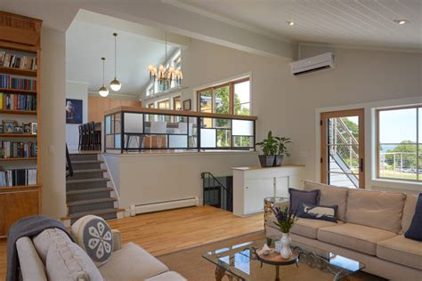 awesome update   split level mid century modern home