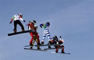 Italy's Moioli wins snowboard cross, leaving Jacobellis ...