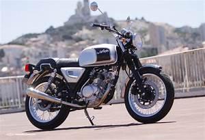 Moto Retro 125 : orcal astor 125 piccola moto retr per la francia ~ Maxctalentgroup.com Avis de Voitures