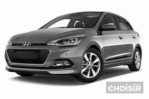Hyundai I20 Navi : hyundai i20 edition navi prix consommation caract ristiques ~ Gottalentnigeria.com Avis de Voitures