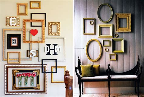 Basic frames are easy to come. 10 Imaginative and Inexpensive Ways to Frame Your Favorite Art | 6sqft
