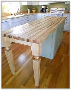 Kitchen Island Butcher Pictures Of Kitchen Islands With Table Seating Home Design Ideas