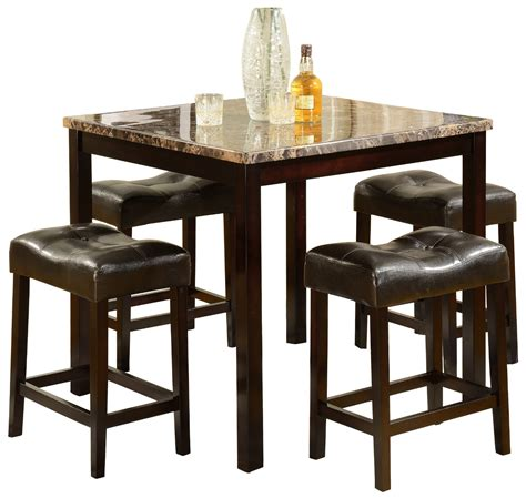 high top table chairs high top table sets homesfeed