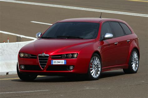 alfa 159 sw alfa romeo 159 sw 1 8 mpi progression 1 photo and 50 specs autoviva